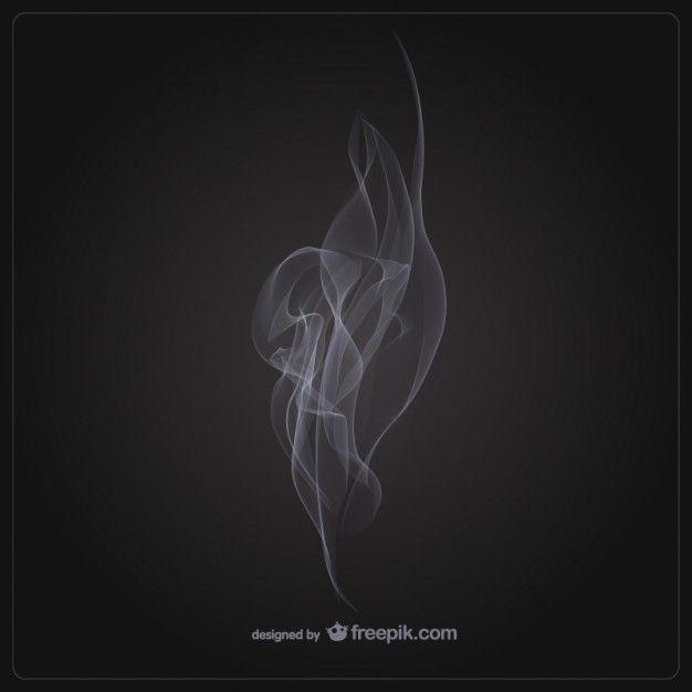 Smoke background Free Vector