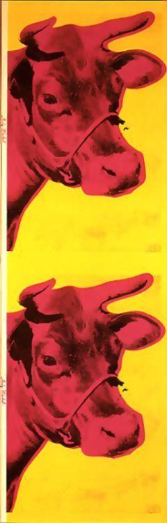 Cow Wallpaper (1966)