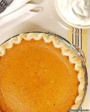 Libby's Famous Pumpkin Pie Recipe  Been making this pie for years but w/different crust. So glad this is posted cuz if they ever remove the recipe from the can I would be lost,  LOL