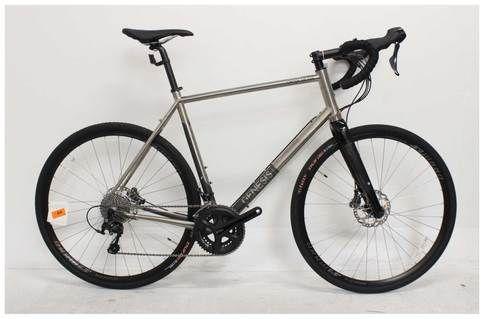 Genesis Croix de Fer Ti 2016 Cyclocross Bike | CYCLOCROSS BIKES | Evans Cycles