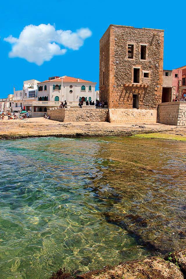 Punta Secca, Santa Croce Camerina. Ragusa Sicily