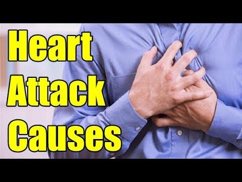 What Can Cause a Heart Attack | Causes Of Heart Attack In Urdu | Heart A...
