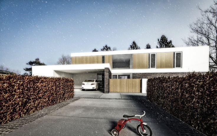 A+A VILLA | Nørkær Poulsen Arkitekter MAA ApS – Aalborg