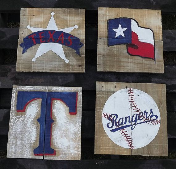 Hey, I found this really awesome Etsy listing at https://www.etsy.com/listing/167238786/texas-ranger-decor: