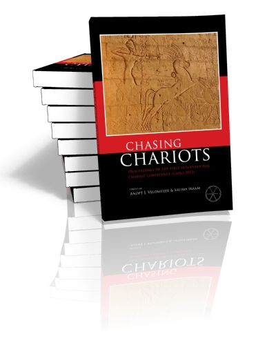 Chasing Chariots Proceedings of the first international chariot conference (Cairo 2012) Edited by André J. Veldmeijer & Salima Ikram   2013   The present work is the result of the First International Chariot Conference, jointly organised by the Netherlands-Flemish Institute in Cairo (NVIC) and the American...
