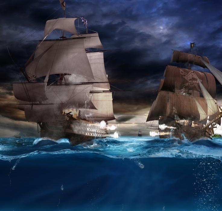 Piratas de altamar