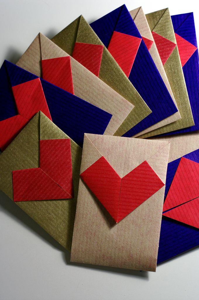 Best Origami Envelopes  Letter Folding Images On