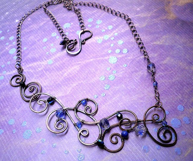 Magis Dust Necklace by Danagonia, via Flickr