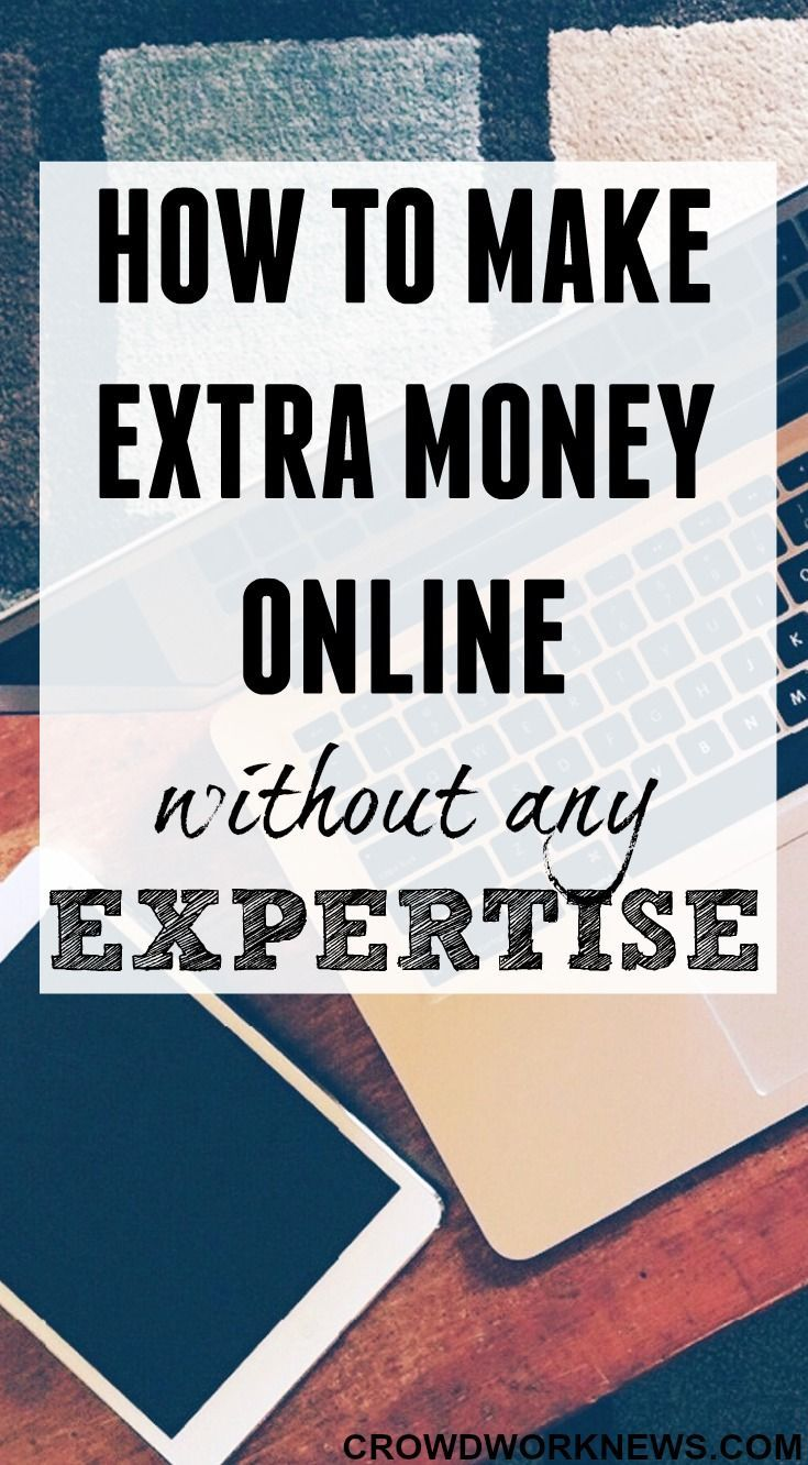 Do you want to make extra money online without having any special skills? YOU CAN!! You can make even thousands without any expertise. Click through to read how you can earn extra income today!!