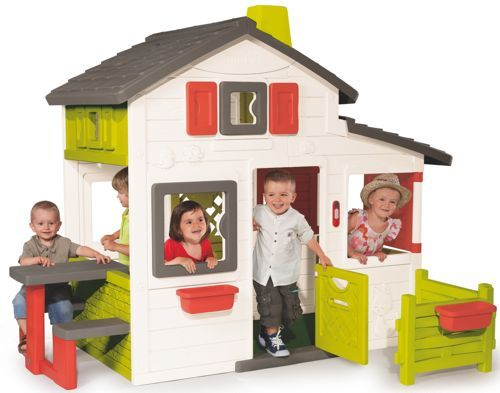Smoby Friends House speelhuis