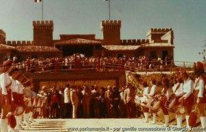 19 luglio 1975,inaugurazione del parco divertimenti più famoso del mondo intero:GARDALAND