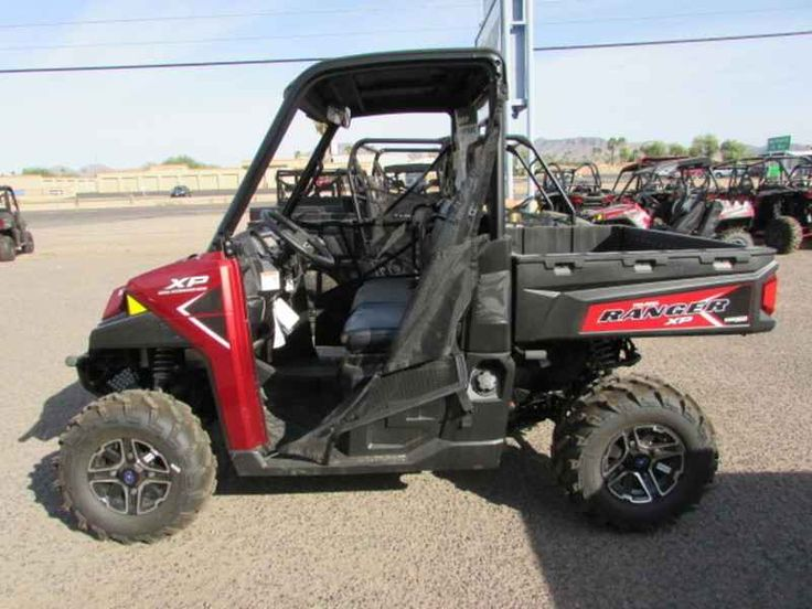 New 2017 Polaris RANGER XP 1000 EPS Sunset Red ATVs For Sale in Arizona. 2017 Polaris RANGER XP 1000 EPS Sunset Red,