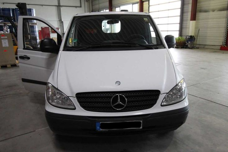 Mercedes Benz Vito 111 CDI, BJ 2007, 174 TKm, Tüv 11/2019   Check more at https://0nlineshop.de/mercedes-benz-vito-111-cdi-bj-2007-174-tkm-tuev-11-2019/