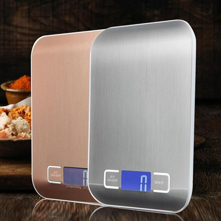 10Kg/1G Modern Scale Food Scale Measuring Tools Electronic Weighing Scale Hk