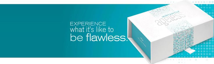 Learn more about Instantly Ageless and try it for yourself now!  www.LookYounger365.JeunesseGlobal.com