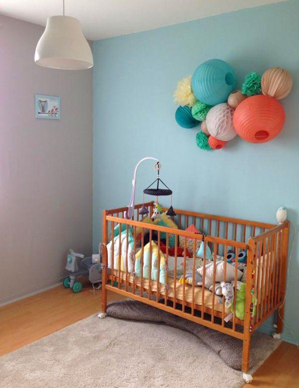 pas comment décorer la chambre de votre futur bébé une chambre