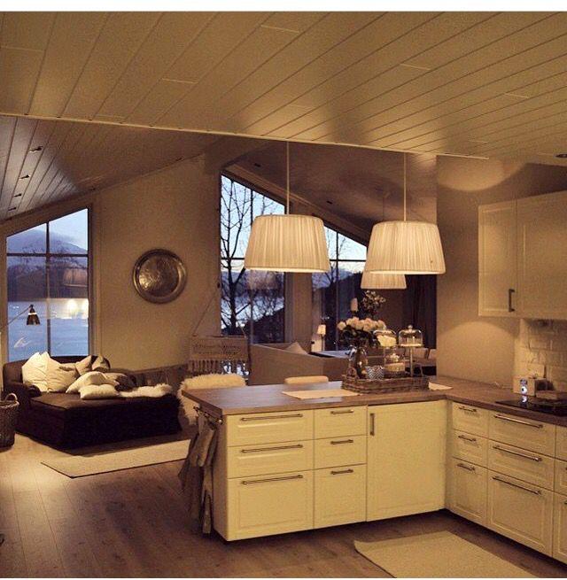 Kjøkken - hytte
