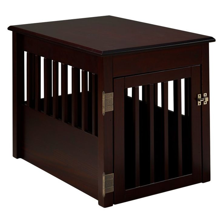 1000 ideas about crate end tables on pinterest crates for Cheap dog crate furniture