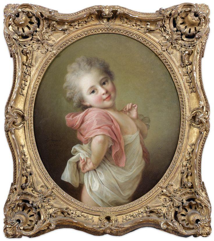 François-Hubert DROUAIS  (Paris, 1727- 1775)