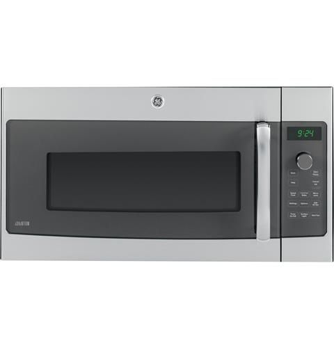 Our GE Profile Series Advantium 240V over-the-range oven let's you cook up to 8 times faster than with a conventional oven.