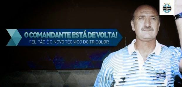 Blog Paulo Benjeri Notícias: Depois de 18 anos, Luiz Felipe Scolari volta a com...