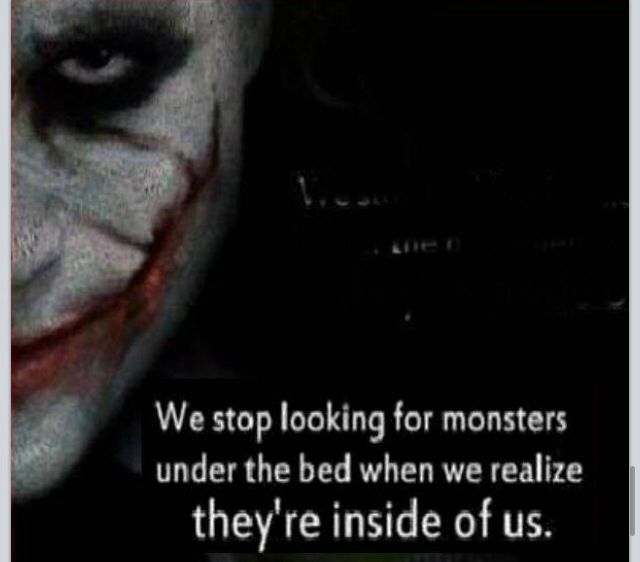 Batman #quote #batman #joker