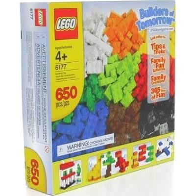 LEGO 6177 Builders Of Tomorrow Set