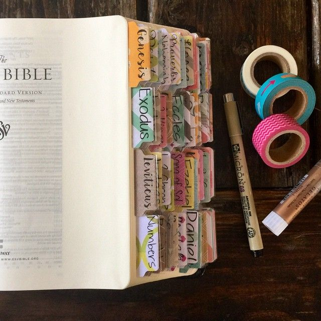 Just listed one Journaling Bible Bundle in the etsy shop!!! We have more we will be listing as they are ready. They will come with tabs already in place, five coloring stickers that fit in the margins,  and a vinyl of your choice applied to the front cover!!! Each set could have different tabs so the picture you see on each listing is the actual Bible you are ordering!!! Oh, and they SHIP IN ONE DAY!!! ♡♡♡ #JournalingBible #illustratedfaith #Biblejournaling