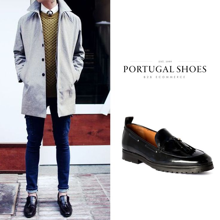 Sir Wolf Shoes: Only for stylish men! Take a look at these loafers: http://bit.ly/20DXBsT