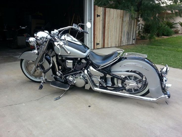 Yamaha Road Star - Google Search