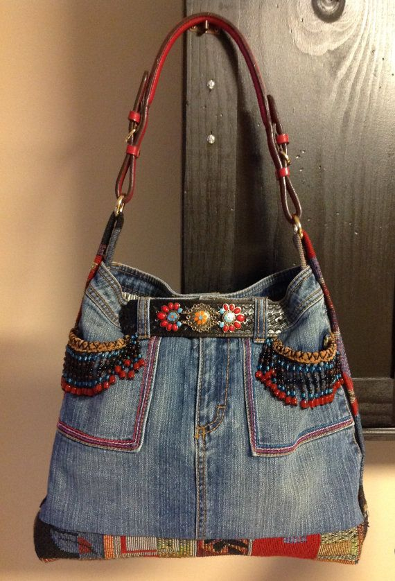 Hey, I found this really awesome Etsy listing at https://www.etsy.com/listing/228520776/a-handmade-upcycled-ooak-bohemian-denim