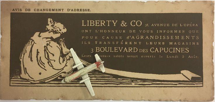 LIBERTY & Co Paris 3 Boulevard des Capucines Paris