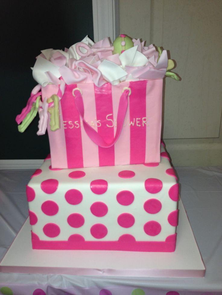 Cakes Victoria Secret Pink Birthday Cake Ideas