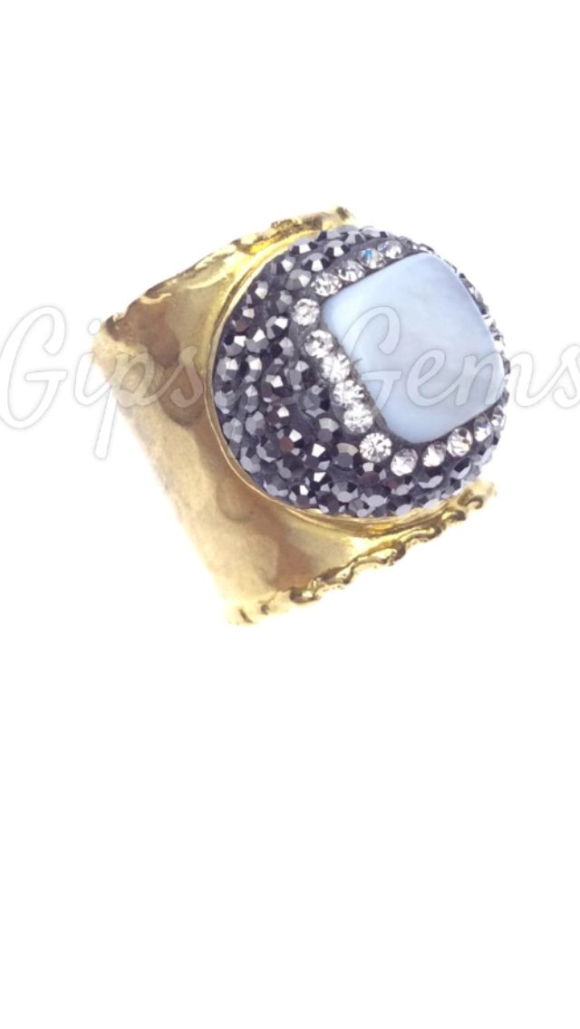 Gipsy&Gems statement ring