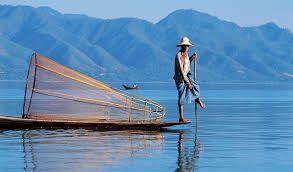 Inle Lake is the second largest natural lake in Myanmar. It is situated in the middle of the Nyaungshwe Township of Taunggyi District of Shan State, part of Shan Hills in Myanmar . www.odysseymyanmar.com