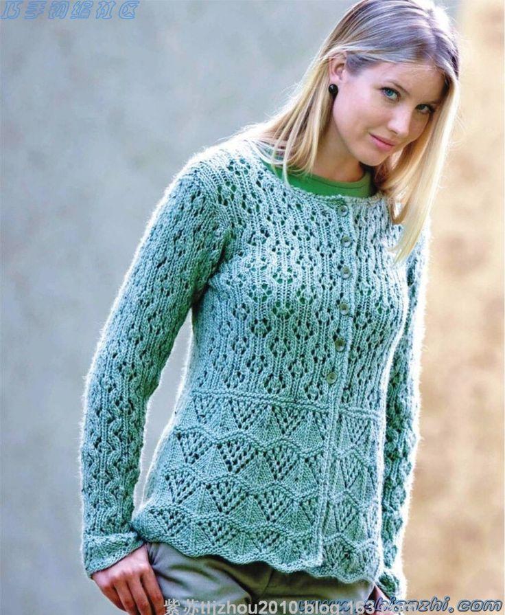 Knitters Magazine FaII---女装(1) - 紫苏 - 紫苏的博客