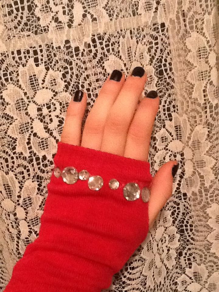 DIY gloves :)