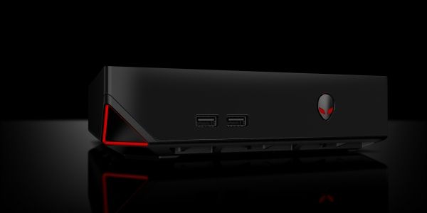 Alienwares Alpha game console is ready to invade your living room -  Eager to get a truly TV-oriented gaming PC without waiting until the official Steam Machine launch in 2015? Alienware is more than happy to oblige: at long last, it's shipping