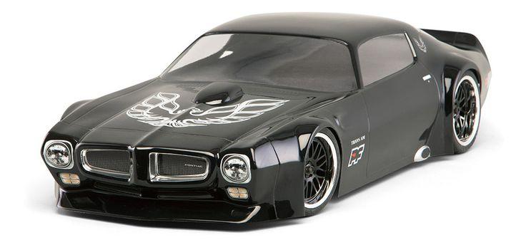 Protoform Firebird Trans Am RC Car Body