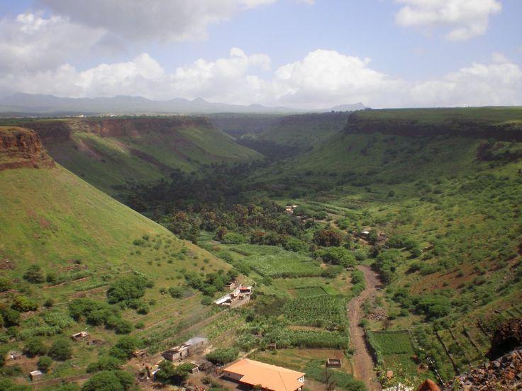 Cidade Velha, Santiago, Cabo Verde, Cape Verde