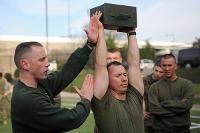 Marine Corps Combat Fitness Test (CFT)