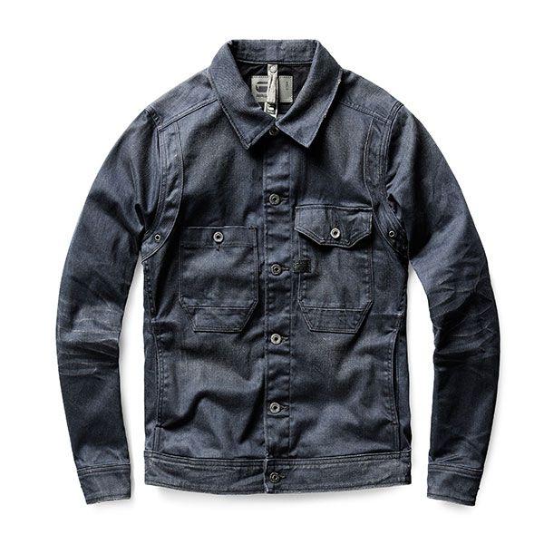 Wolker 3D Slim Jacket #AW15 #comingsoon