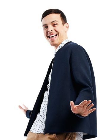 BBCAN 4 • Week 6 | Mitchell Moffit • A self-proclaimed ringleader, this successful YouTube personality and scientist will use his social prowess to be a master social strategist. • Age: 27 • Guelph, Ontario • YouTuber | EVICTED Week 6