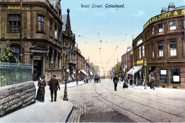 Gateshead, West Street