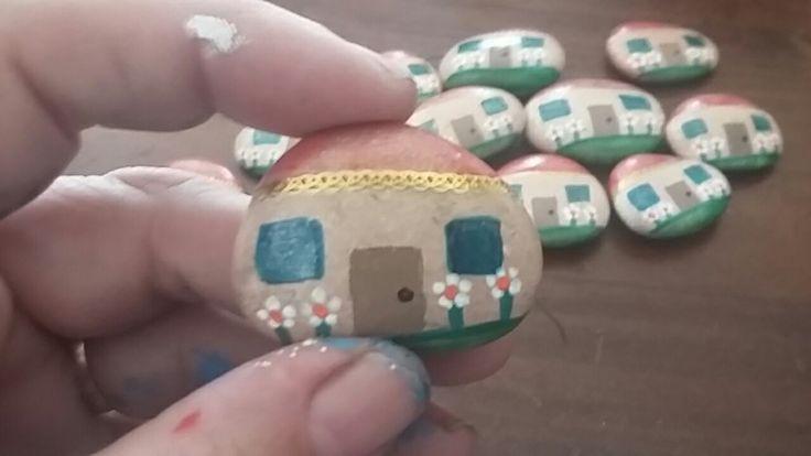 Tiny houses by Jessica Holmstrom Clark