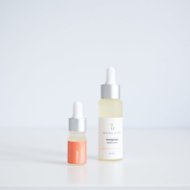 mongongo facial serum // To rejuvenate and restore, for glowing skin of all types.