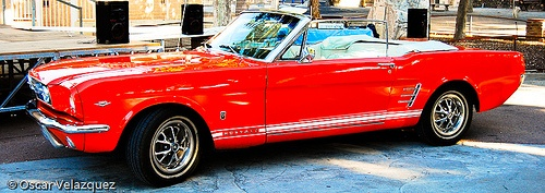 Ford Mustang GT convetible 1964