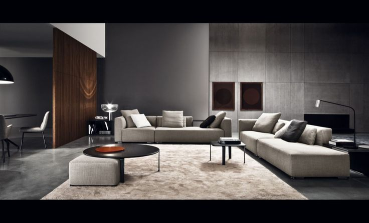 minotti donovan 2 id living rooms pinterest. Black Bedroom Furniture Sets. Home Design Ideas