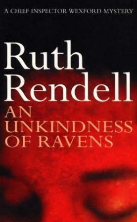 """An unkindness of ravens"" av Ruth Rendell"