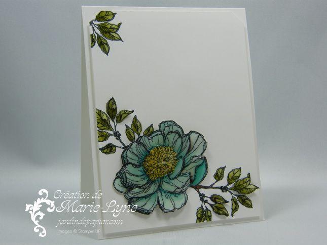 Anniversaire Archives - Page 3 de 23 - Scrapbooking Stampin Up Canada | Cartes d'anniversaire et d'invitation | Faire part mariage | Jardin de Papier